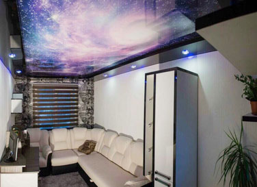 "Потолок ""Звездное небо"