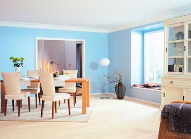 Тканевый потолок DESCOR 9,7 м²