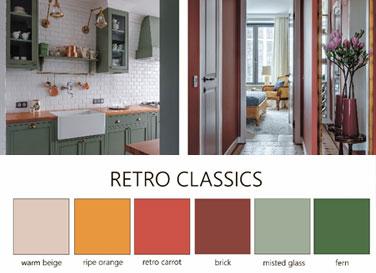 Коллекция фактур <br>Retro Classic