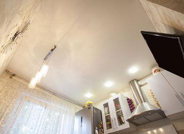 Натяжной потолок ПВХ MSD Classic 8 м²