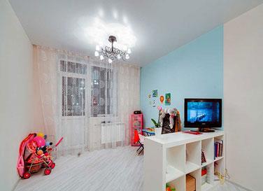 Натяжной потолок ПВХ MSD Classic 12 м²