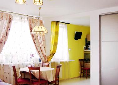 Тканевый потолок Cherutti 15 м²