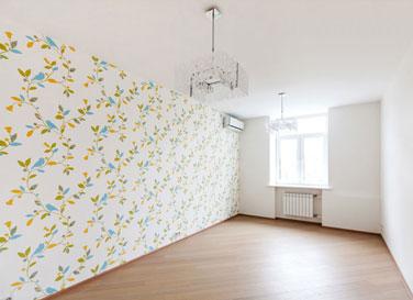 Тканевый потолок DESCOR 18 м²