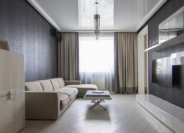 Натяжной потолок ПВХ MSD Classic 22 м²