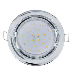 Светильник Ecola (металл) <br>с лампой 6 Вт
