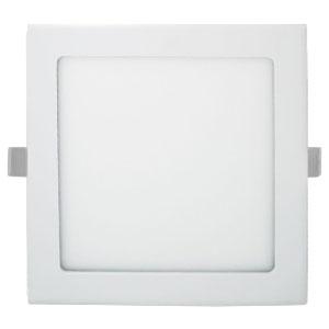 Светильник  Ecola Slim 170x170x20 12W