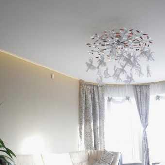 Тканевый потолок Clipso в Ногинске