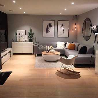 Потолок MSD Premium в комнате