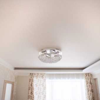 Тканевый потолок Clipso в квартире