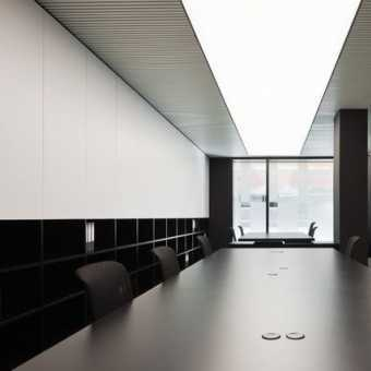 Световой потолок New Vision в офисе