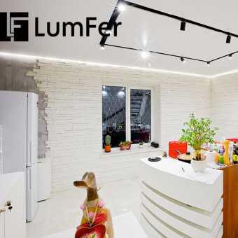 Черная ниша Lumfer