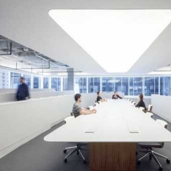Световой потолок New Vision для офиса