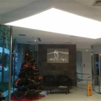 Световой потолок New Vision в частном доме
