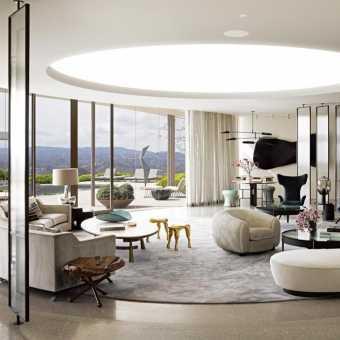 Световой потолок New Vision от компании Софито