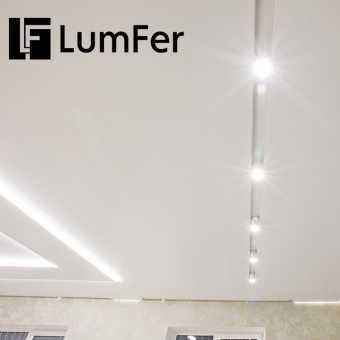 Белая ниша Lumfer