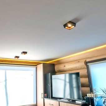 Тканевый потолок с подсветкой в Электростали